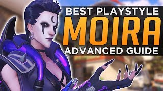 Download Overwatch: BEST Moira Playstyle - Advanced Guide Video