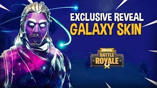 Download EXCLUSIVE GALAXY SKIN REVEAL!! - Fortnite Battle Royale Gameplay - Ninja & TimTheTatman Video