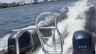 Download 23cc Carolina Cat 2012 Sea Trial from 1 World Yachts Video