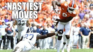 Download Nastiest Moves (Hurdles, Jukes, Spin Moves, & Stiff Arms) Of The 2018-19 College Football Season ᴴᴰ Video