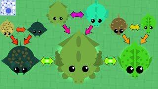 Download MOPE.IO ANIMAL HYBRIDS! NEW Mope.io DRAKEN - PUFFODILE - STEETAH Hybrids! [Mopeio] Video