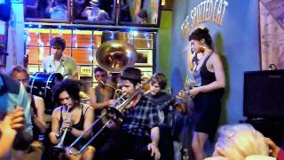 Download Tuba Skinny - ″Satan your Kingdom must come down″ Spotted Cat 4/10/12 - MORE at DIGITALALEXA channel Video