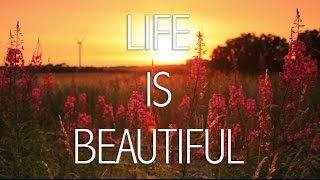 Download Life is BEAUTIFUL - Inspirational Video Video