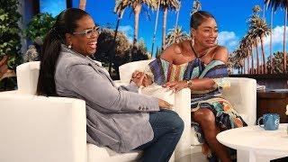 Download Oprah Shocks Superfan Tiffany Haddish Video