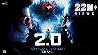 Download 2.0 - Official Trailer [Tamil] | Rajinikanth | Akshay Kumar | A R Rahman | Shankar | Subaskaran Video