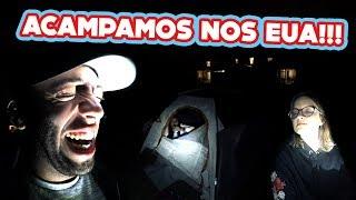 Download ACAMPAMOS NOS EUA!!! #CasaDosFlopOrlando Video