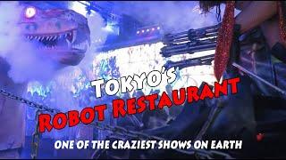 Download Robot Restaurant, Tokyo Video