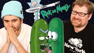 Download Cringing at Rick & Morty Memes w/ The Show's Creator Justin Roiland Video