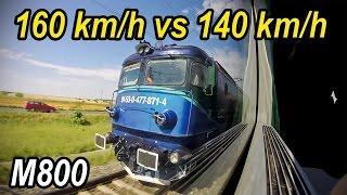 Download Pasarea Maiastra face knock-out un Interregio de 140 km/h Video