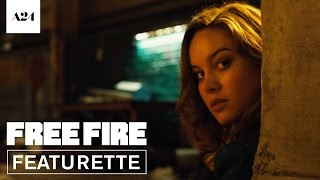 Download Free Fire | Justine | Official Featurette HD | A24 Video