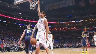 Download This NBA Player Makes Other Players Look Like Kids (Boban Marjanovic) Video
