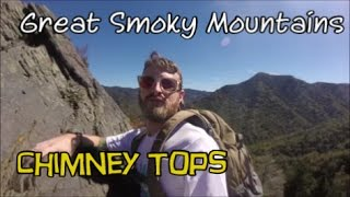 Download Hiking Chimney Tops Trail - Great Smoky Mountains National Park Video
