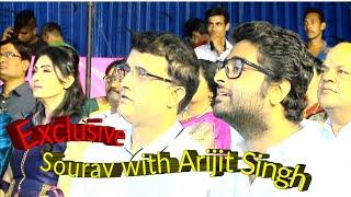 Download Mishti Katha Arijit Singh and Sourav Ganguly | Trending and virul video | Video
