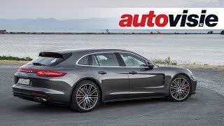 Download Review: Porsche Panamera Sport Turismo (2017) - by Autovisie TV Video