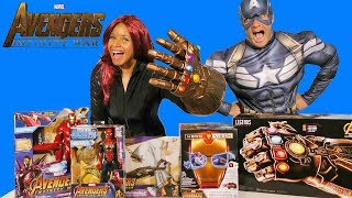 Download Avengers Infinity War Toy Challenge ! || Toy Review || Konas2002 Video