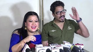 Download This Video Will Prove That Bharti Singh & Boyfriend Harsh Limbachiyaa Are FUNNIEST Television Couple Video