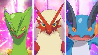 Download Il trailer animato di Pokémon Rubino Omega e Pokémon Zaffiro Alpha Video