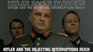 Download Hitler and the objecting interruptions Video