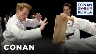 Download Conan Becomes A Tae Kwon Do Master Video