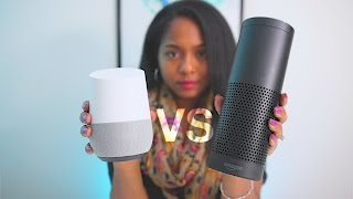 Download SHOWDOWN: Google Home VS Amazon Echo! Video