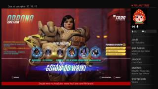 Download Premierowy stream - Overwatch PlayStation 4 Video