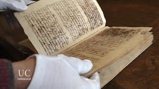 Download Descoberta na Biblioteca Geral da UC carta de Jesuíta português que inspirou o filme ″Silêncio″ Video