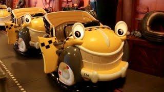 Download Roger Rabbit's Car Toon Spin (Full Ride : HD POV) - Disneyland CA Video