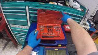 Download Snap On Bel AIr tool box tour Video