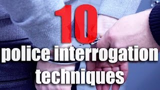 Download 10 Police Interrogation Techniques That You Need To Know About: How Do Police Extract Confessions? Video