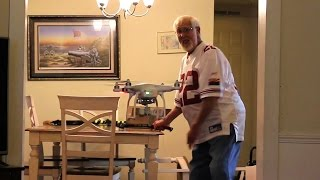 Download ANGRY GRANDPA DESTROYS DRONE! Video