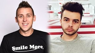 Download YouTubers FIGHT CAUGHT on CAMERA! Roman Atwood, Nadeshot, RiceGum Confronted Video