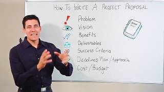 Download Project Proposal Writing: How To Write A Winning Project Proposal Video