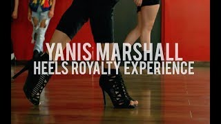 Download YANIS MARSHALL HEELS INTENSIVE. ″YOU'RE MINE″ OSCAR AND THE WOLF. MILLENNIUM DANCE COMPLEX LA Video