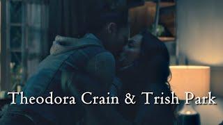 Download Theodora Crain & Trish Park Video