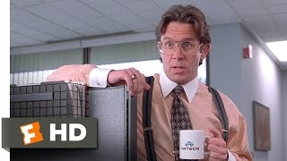 Download Office Space (1/5) Movie CLIP - Did You Get the Memo? (1999) HD Video