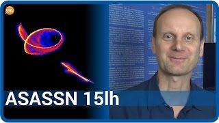 Download ASASSN 15lh - ein rotierendes Schwarzes Loch und ein kosmisches Silvesterfeuerwerk   Josef M. Gaßner Video