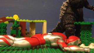 Download Godzilla vs Ultraman Video