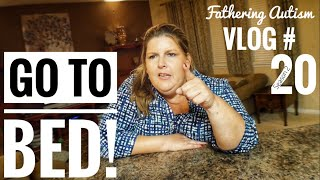 Download Autism and Sleepless Nights | Fathering Autism Vlog #20 Video