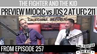 Download The Fighter and The Kid Preview Stipe Miocic vs Junior Dos Santos at UFC 211 Video