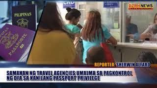 Download DFA, KINONTROL ANG MGA PASSPORT PRIVILEGE Video
