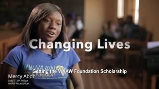 Download WAAW Foundation GEM Tech Award Winner 2016 STEM Education For African Girls Video