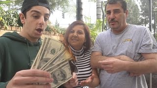 Download BURNING $1,000 MAGIC TRICK PRANK!! Video
