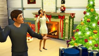 Download The Sims 4 - CHRISTMAS DECORATING AND HAVING A BABY!! (Sims 4, Episode 29) Video