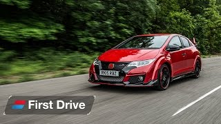 Download 2015 Honda Civic Type R first drive review Video