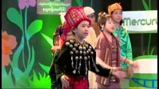 Download Aye Mya Phyu & Friends- Taung paw December Nya Video