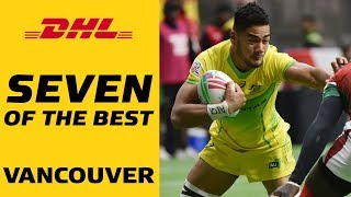 Download Seven of the best tries from the Canada Sevens Video