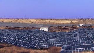 Download 50 MW Solar Power Plant for NTPC at Rajgarh, Madhya Pradesh Video