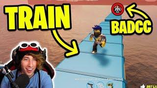 Download ASIMO3089 BADCC BREAKING THE TRAIN *PART 2!* (Roblox Jailbreak w/MyUsernamesThis) Video