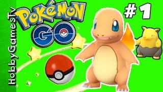 Download Pokemon Go First Catch HobbyGamesTV Video