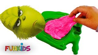 Download The Grinch Has Mr Doh Slime Belly Video